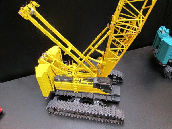 Miniature Construction World - Toyfair 2011