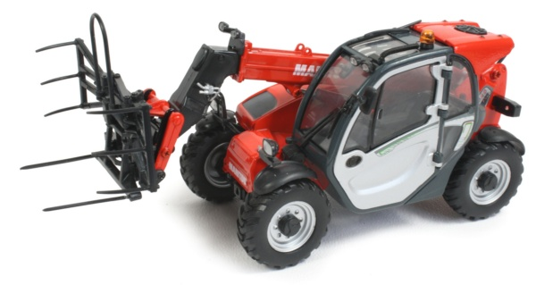 Miniature Construction World Manitou Mlt625 75h Telehandler