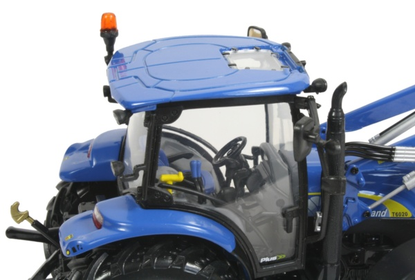 New Holland Tractor Roofs : Tractor roof image is loading re cab for john