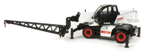 Miniature Construction World Bobcat Tr50210 Rotating