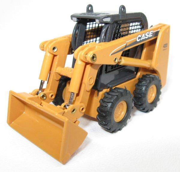Miniature Construction World - Case 420 Series 3 Skid Steer