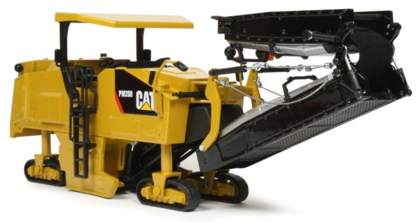 Miniature Construction World Caterpillar Pm200 Cold Planer