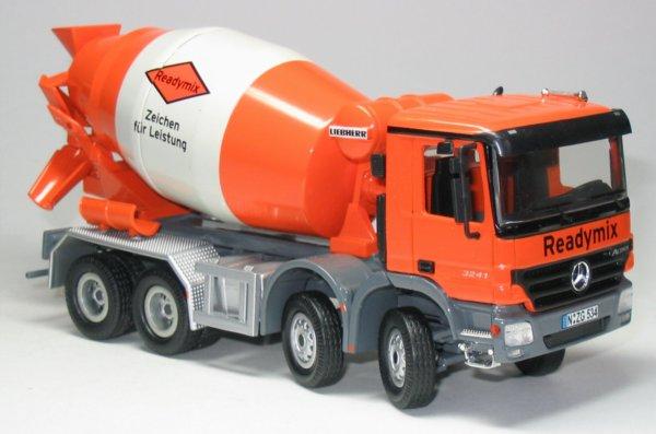 Miniature Construction World - Liebherr HTM904