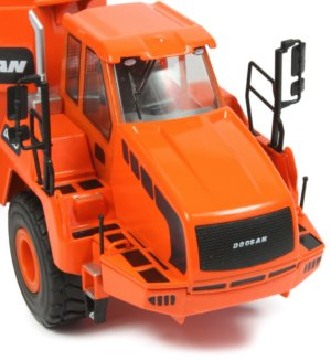 Miniature Construction World Doosan Da40 Articulated
