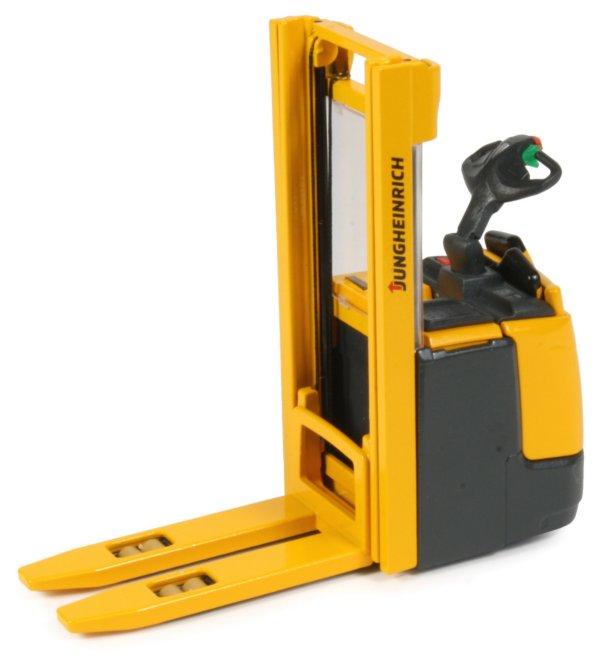 Miniature Construction World Jungheinrich Erc 216 Pallet