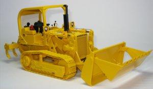 Miniature Construction World International 175c Tracked