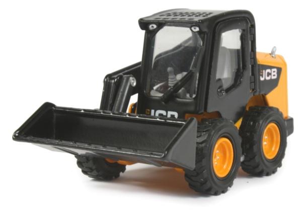 Miniature Construction World Jcb 330 Skid Steer Loader