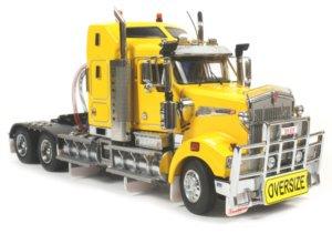Miniature Construction World - Kenworth Truck Model Gallery