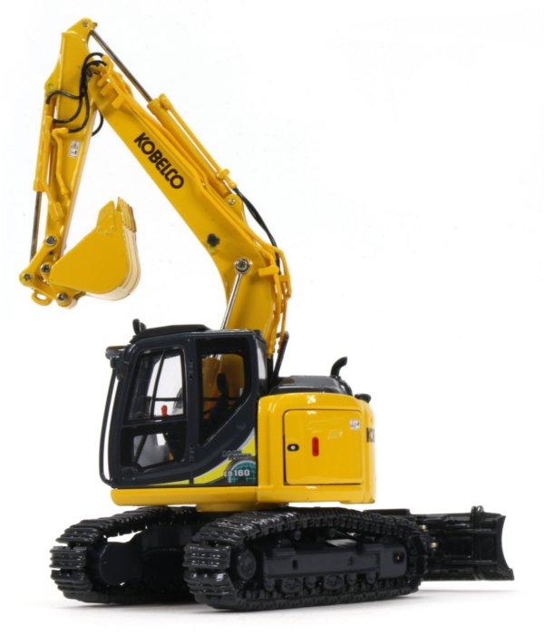 Miniature Construction World - Kobelco ED160 BR-5