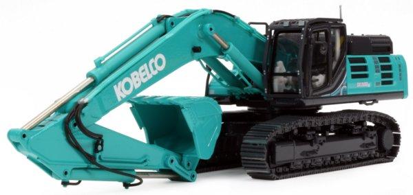 Miniature Construction World - Kobelco SK500LC-10 Tracked