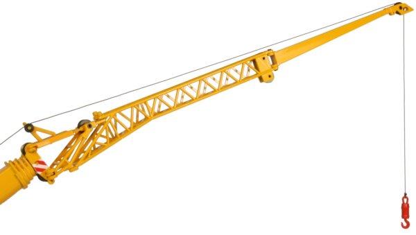 Miniature Construction World - Liebherr LTC1045-3.1 Mobile Crane