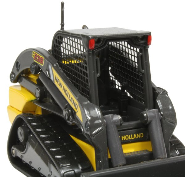 Miniature Construction World New Holland C238 Track Loader