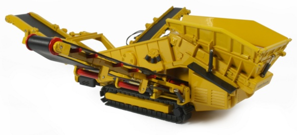 Miniature Construction World Keestrack Frontier