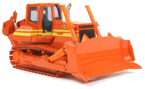 Miniature Construction World Liebherr Pr754 Dozer