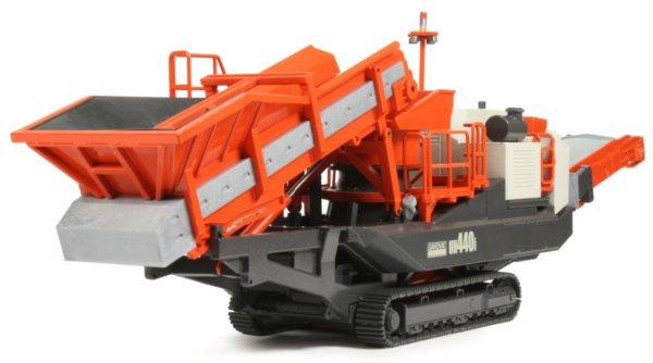 Miniature Construction World - Sandvik UH440i Mobile
