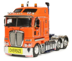 Miniature Construction World - Kenworth Truck Model Gallery