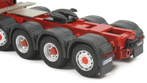 MAN TGX XXL SLT 5-axle Prime Mover