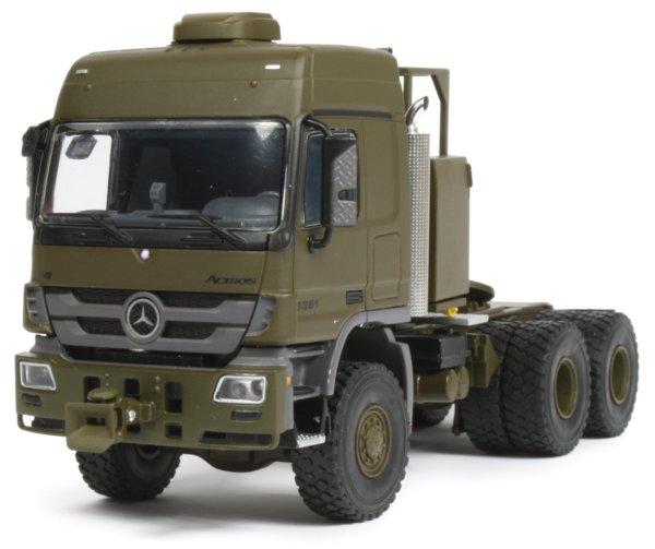 6X6 Military Trucks