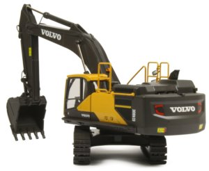 Volvo excavator models