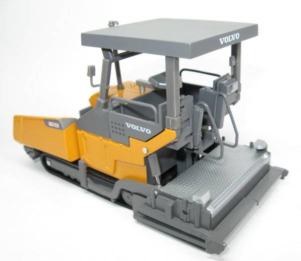Miniature Construction World Volvo Abg7820 Tracked Paver