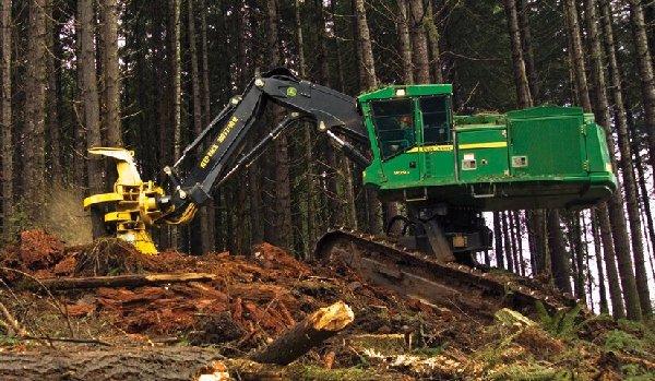 New John Deere forestry models - General Topics - DHS Forum